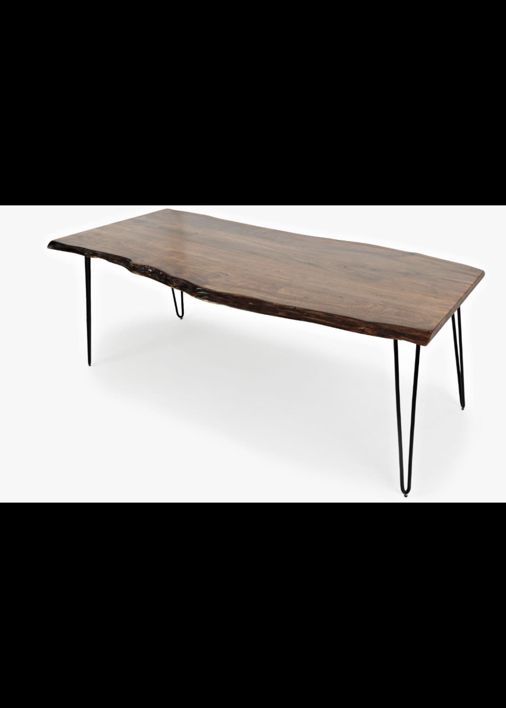 New Chestnut 79 Inch Dining  Table JO 1781-79