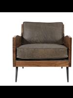 New JO Karma Accent Chair-Bourbon