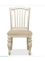 New RS 36456 Dover White Dining Chair