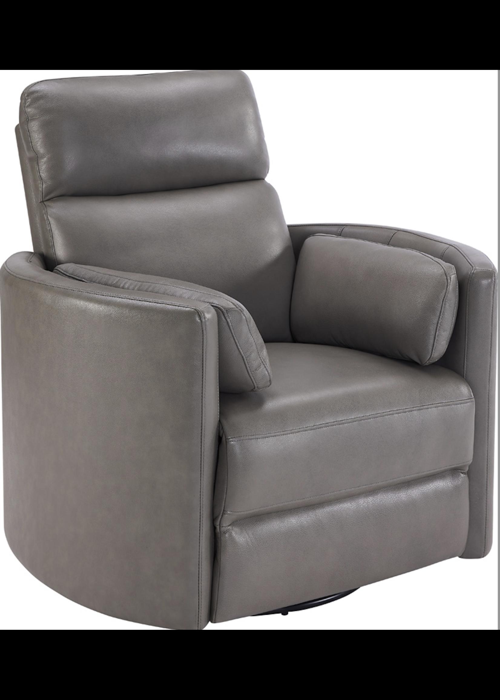 New PH Radius Florence Heron Real Leather Recliner