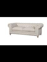 "New SP Finn Sofa in Classic Linen 90"""