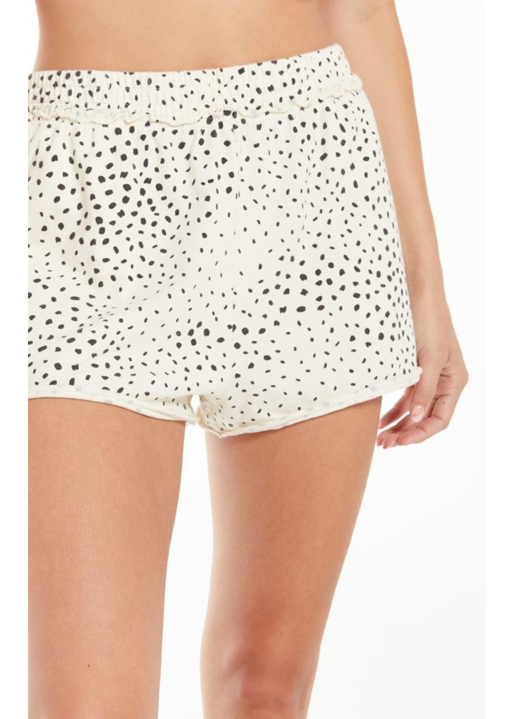 Z Supply Carter Dotted Cotton Short - ZS212515