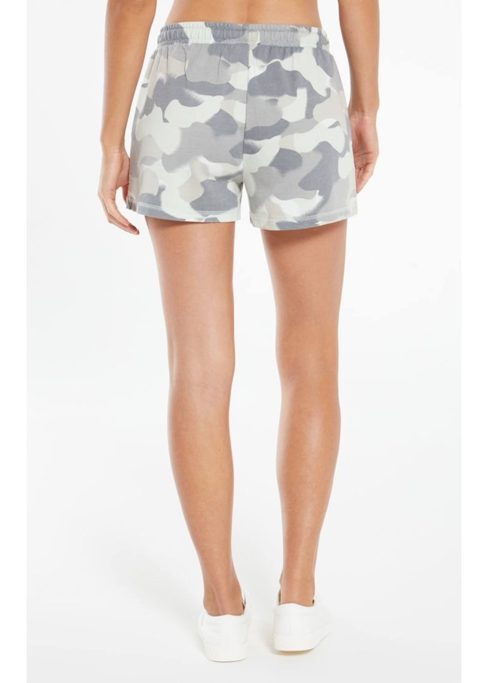 Z Supply Maris Painted Camo Shorts - ZS212537