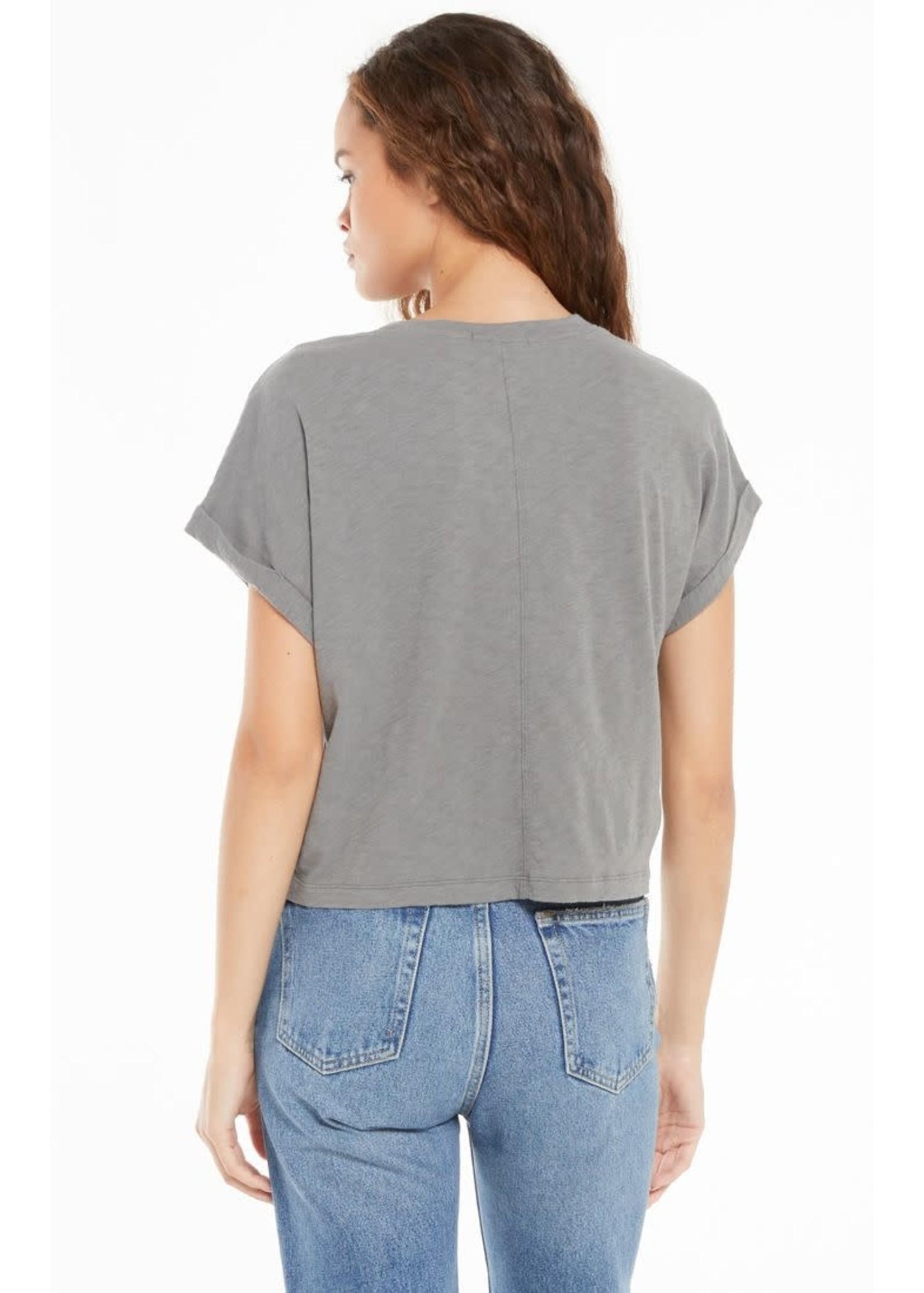 Z Supply Keely Slub Crewneck T-Shirt - ZT212778