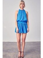 DO + BE Pleated Romper - Y19193