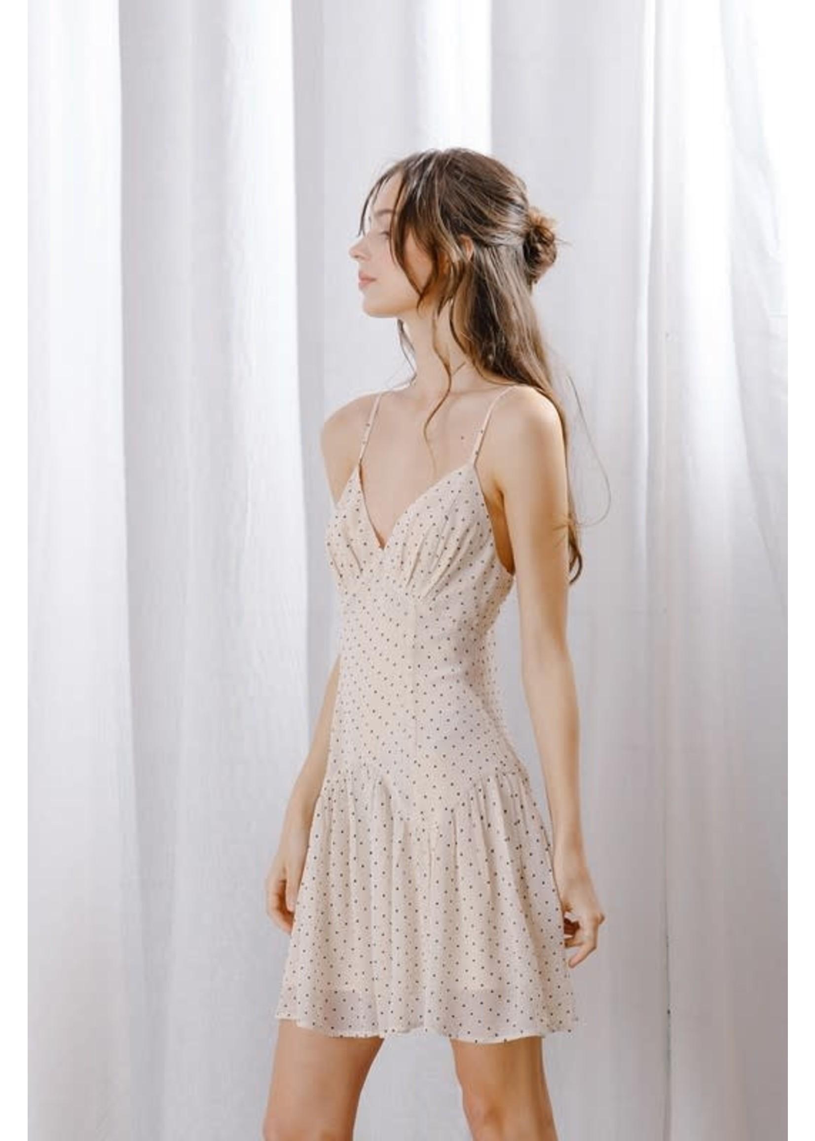 Storia Tiny Hearts Sweetheart Mini Dress - SD2502B