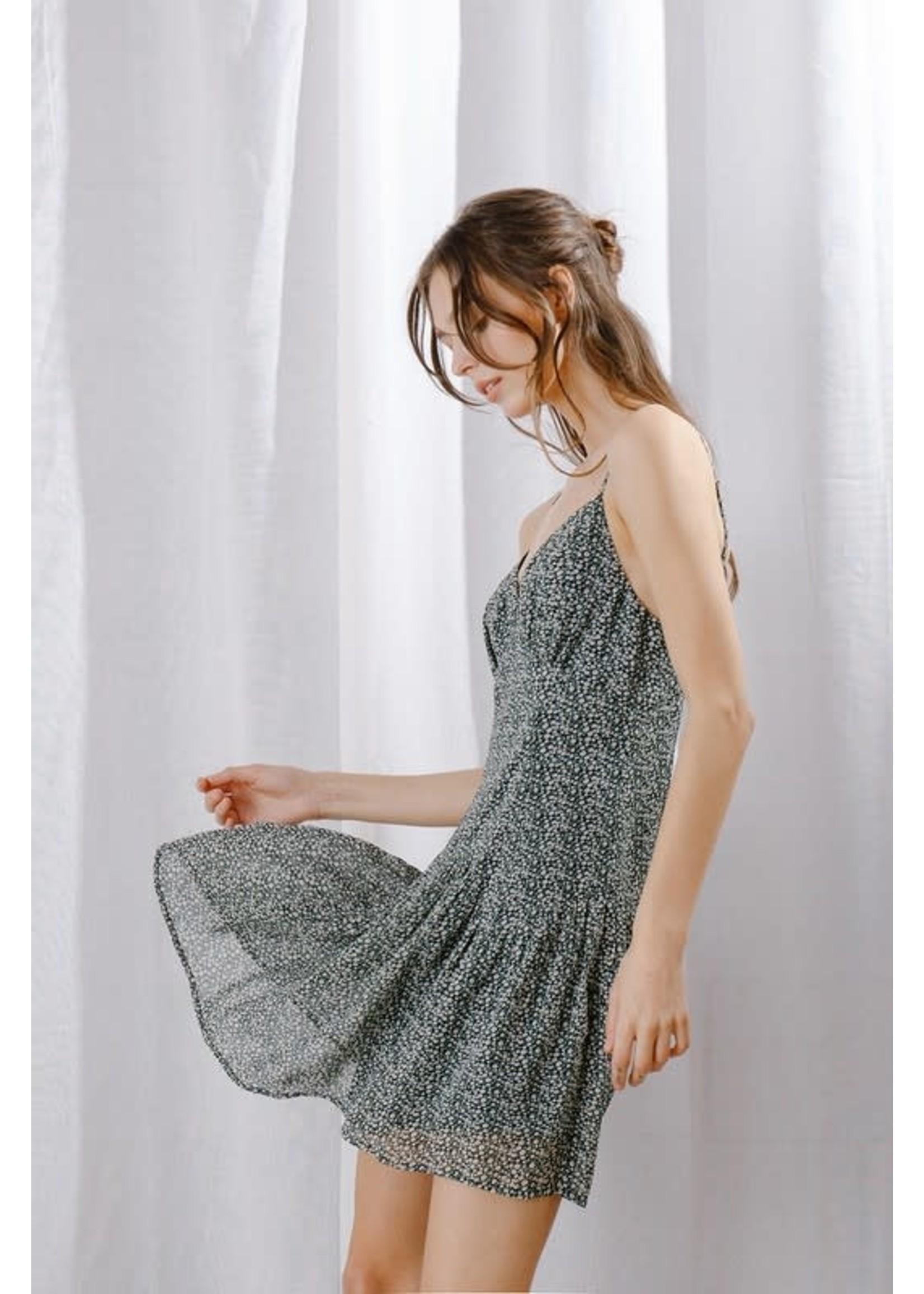 Storia Tiny Hearts Sweetheart Mini Dress - SD2502A