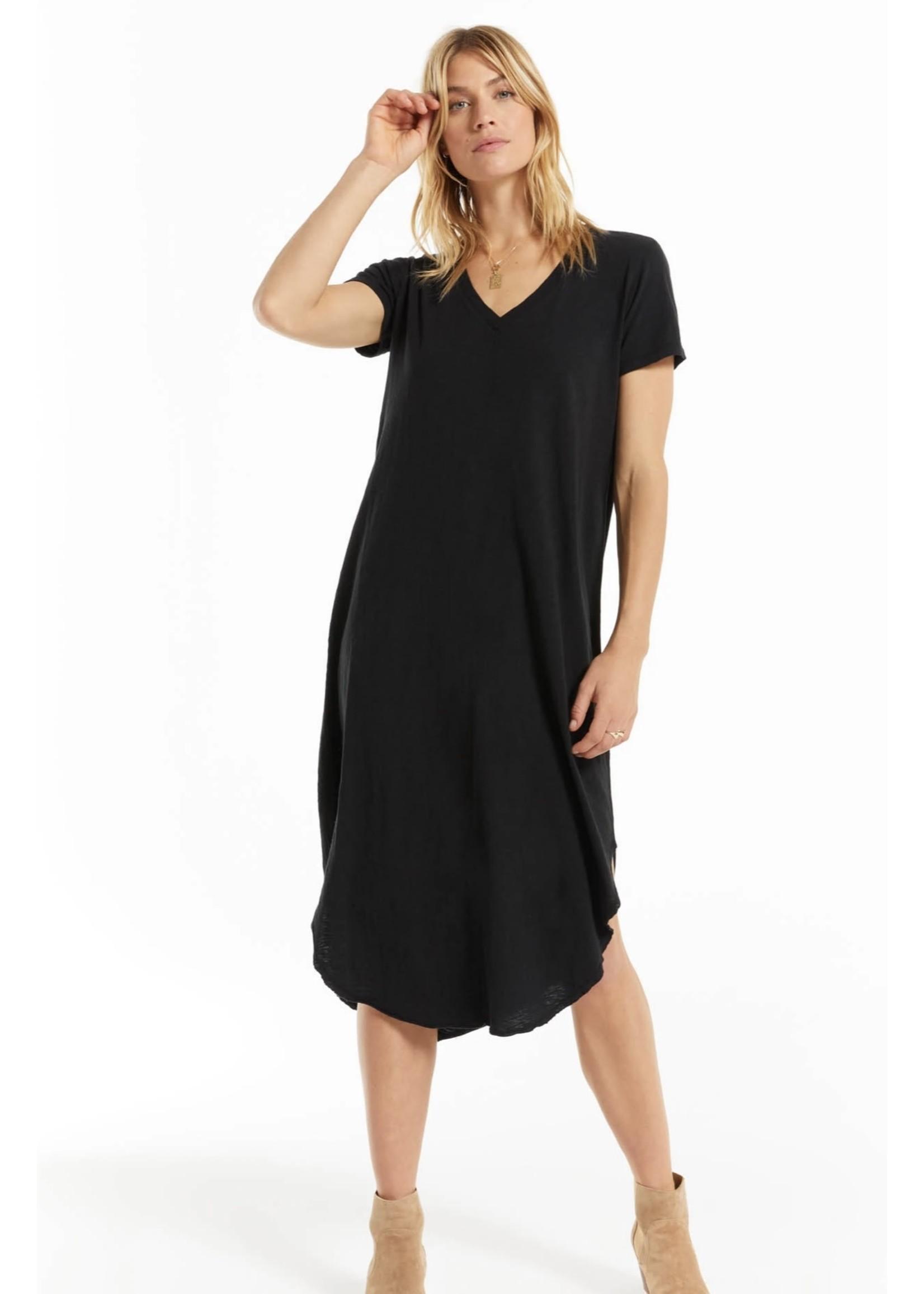 Z Supply Short Sleeved Reverie Dress - ZD213342