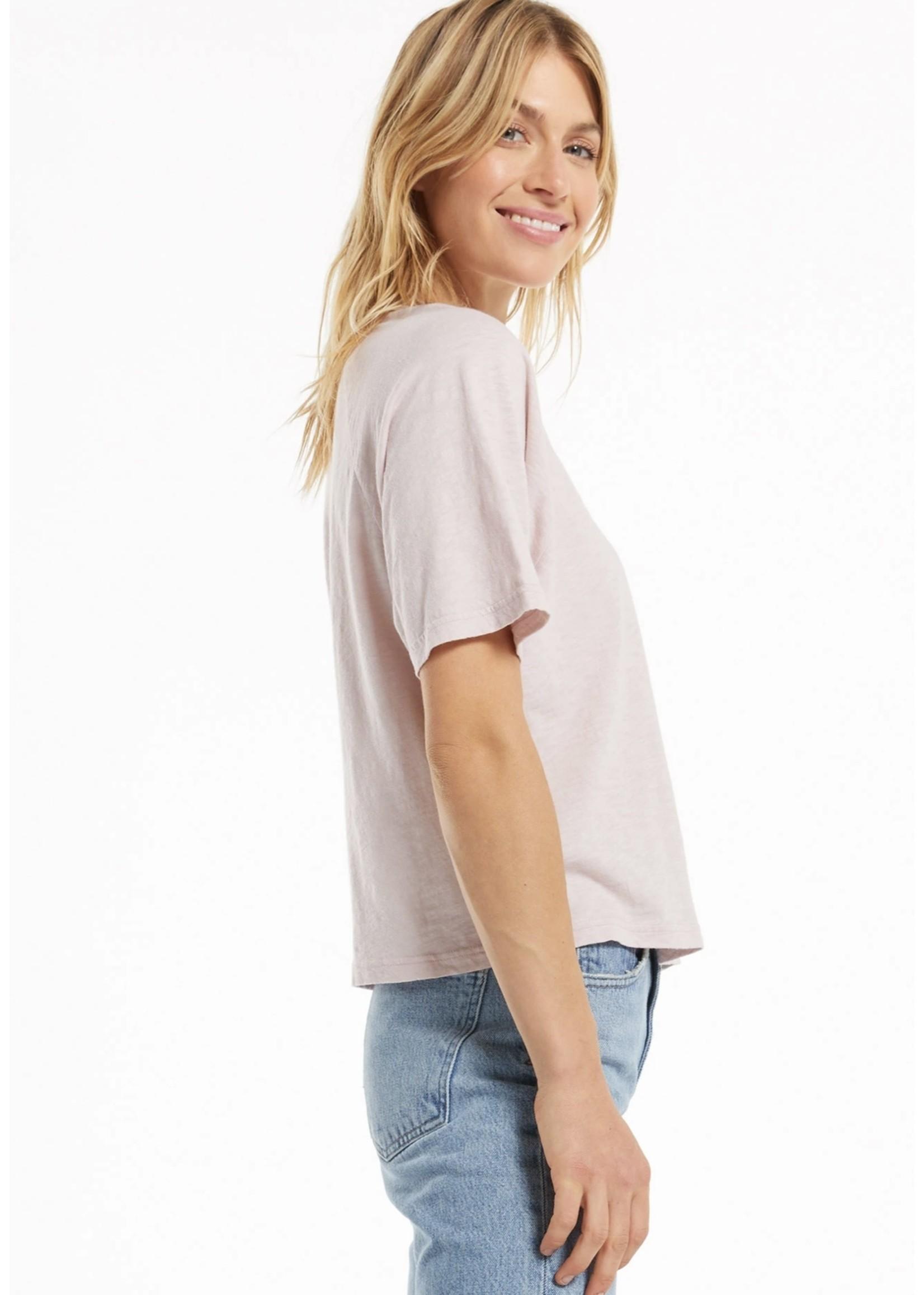 Z Supply Aubrey Slub T-Shirt - ZT213109