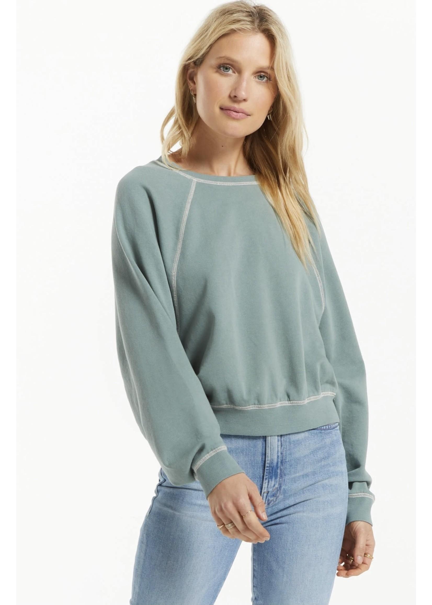 Z Supply Ami Organic Sweatshirt - ZT213832