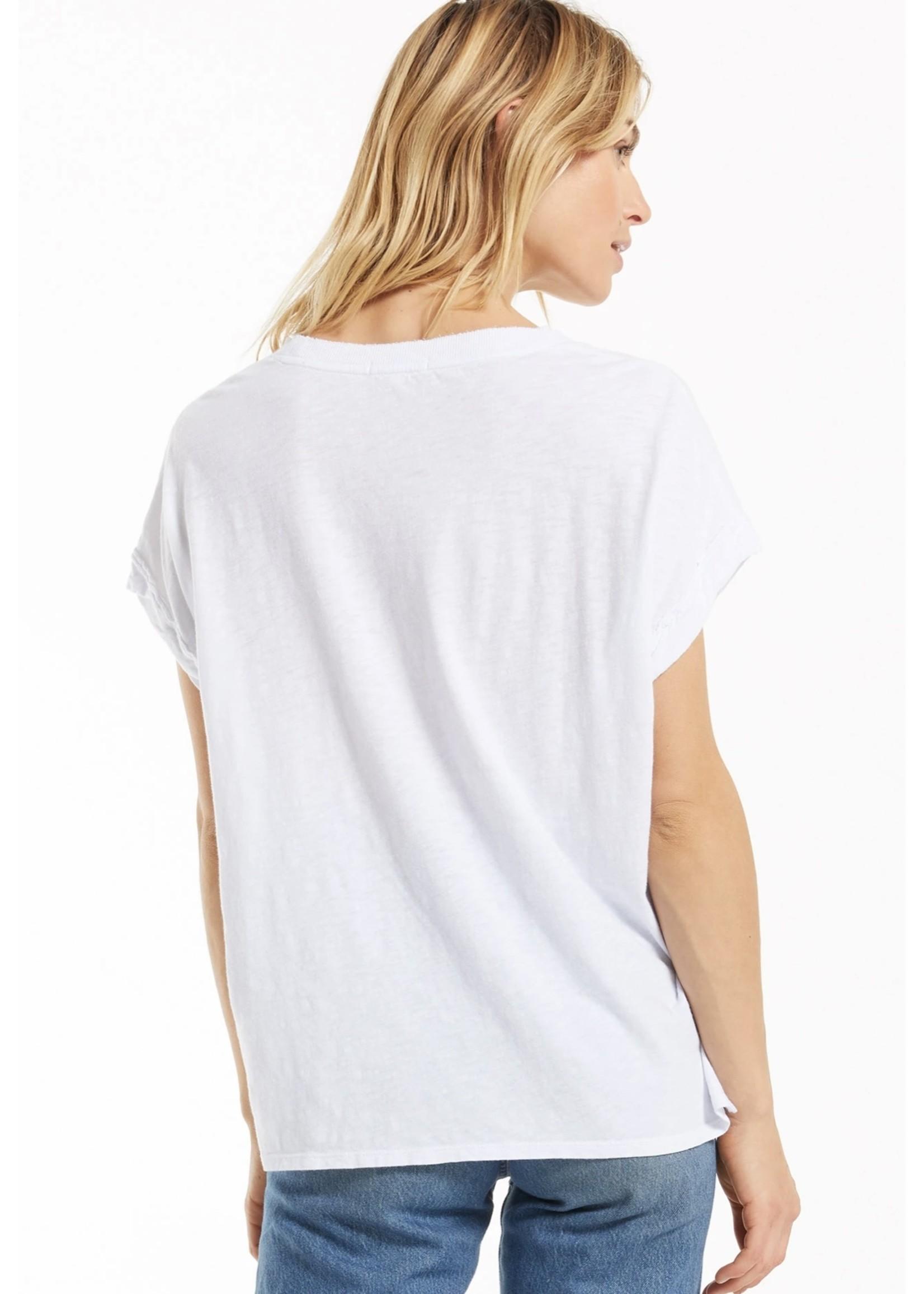 Z Supply Farren Slub T-Shirt - ZT213874