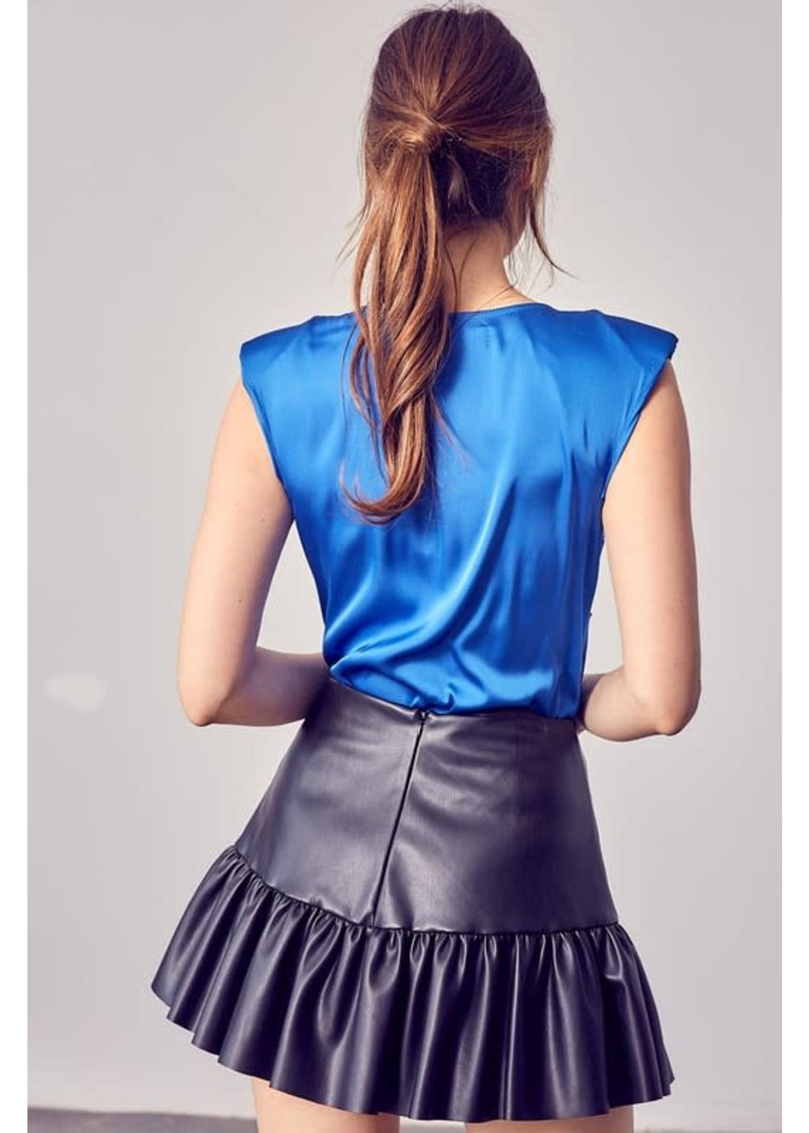 DO + BE V-Neck Bodysuit - Y20801