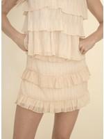Sadie & Sage Puppy Love Pleated Skirt - AC261898