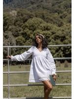 GIRL AND THE SUN Lavish Dress - GS605D