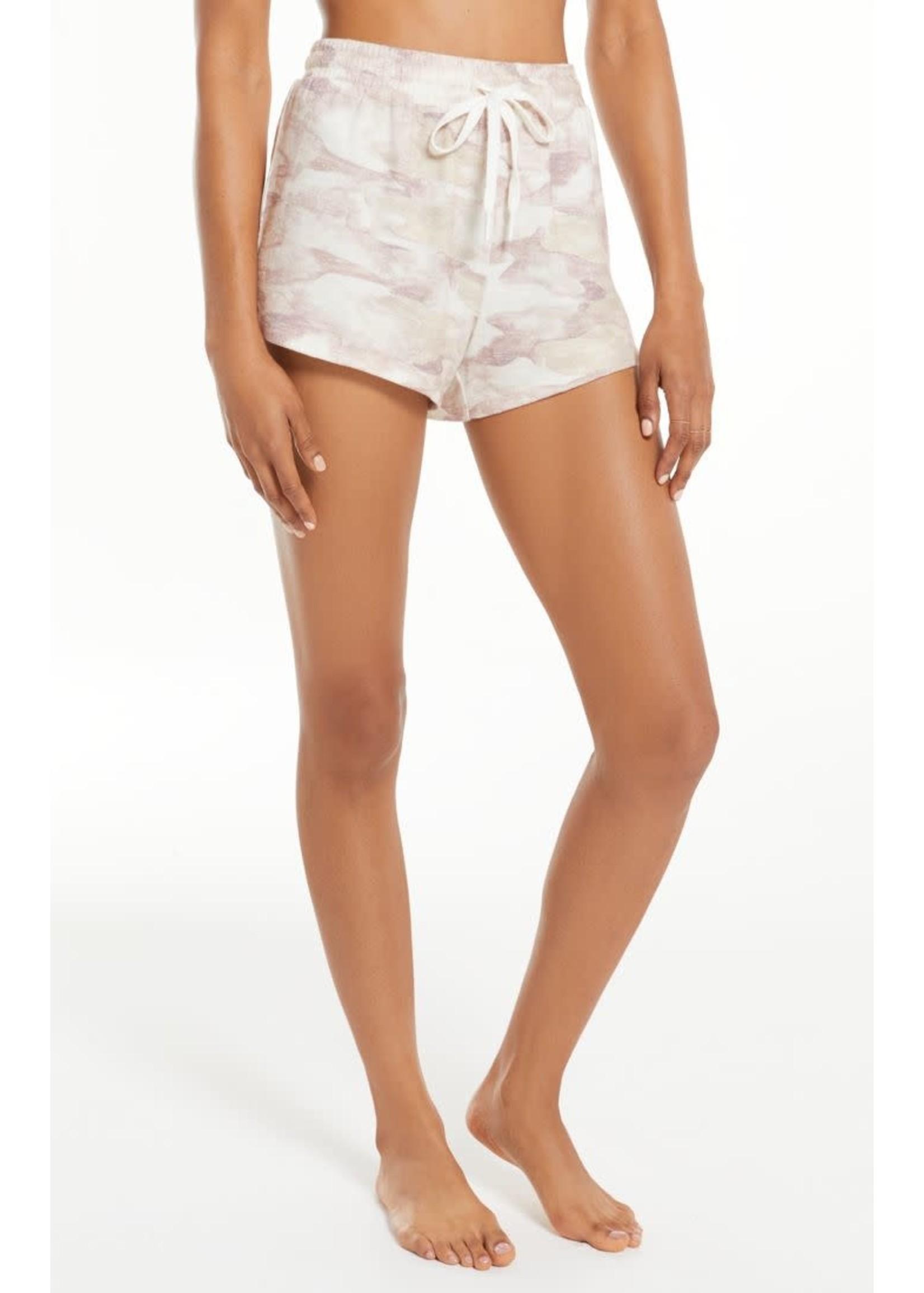 Z Supply Mia Camo Shorts - ZLS213966
