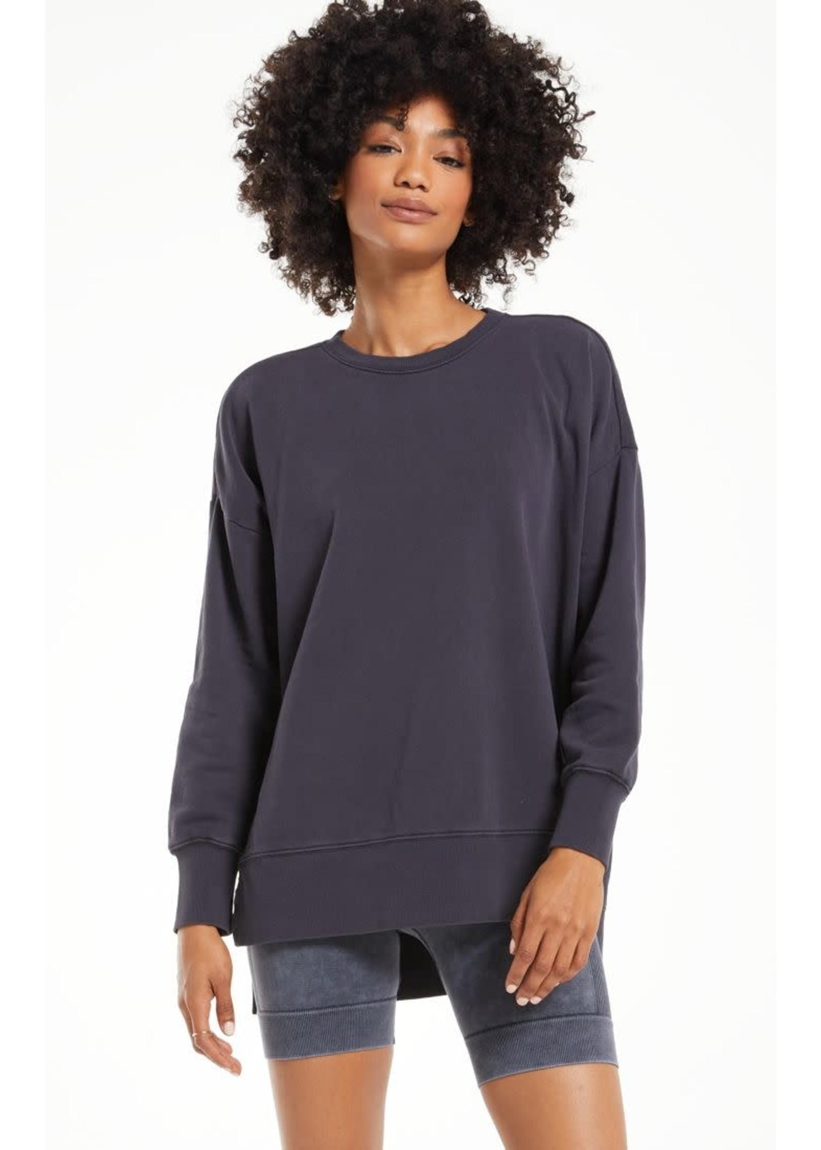 Z Supply Layer Up Sweatshirt - ZLT213116