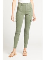 Spanx Stretch Twill Ankle Cargo Pant - 20311R