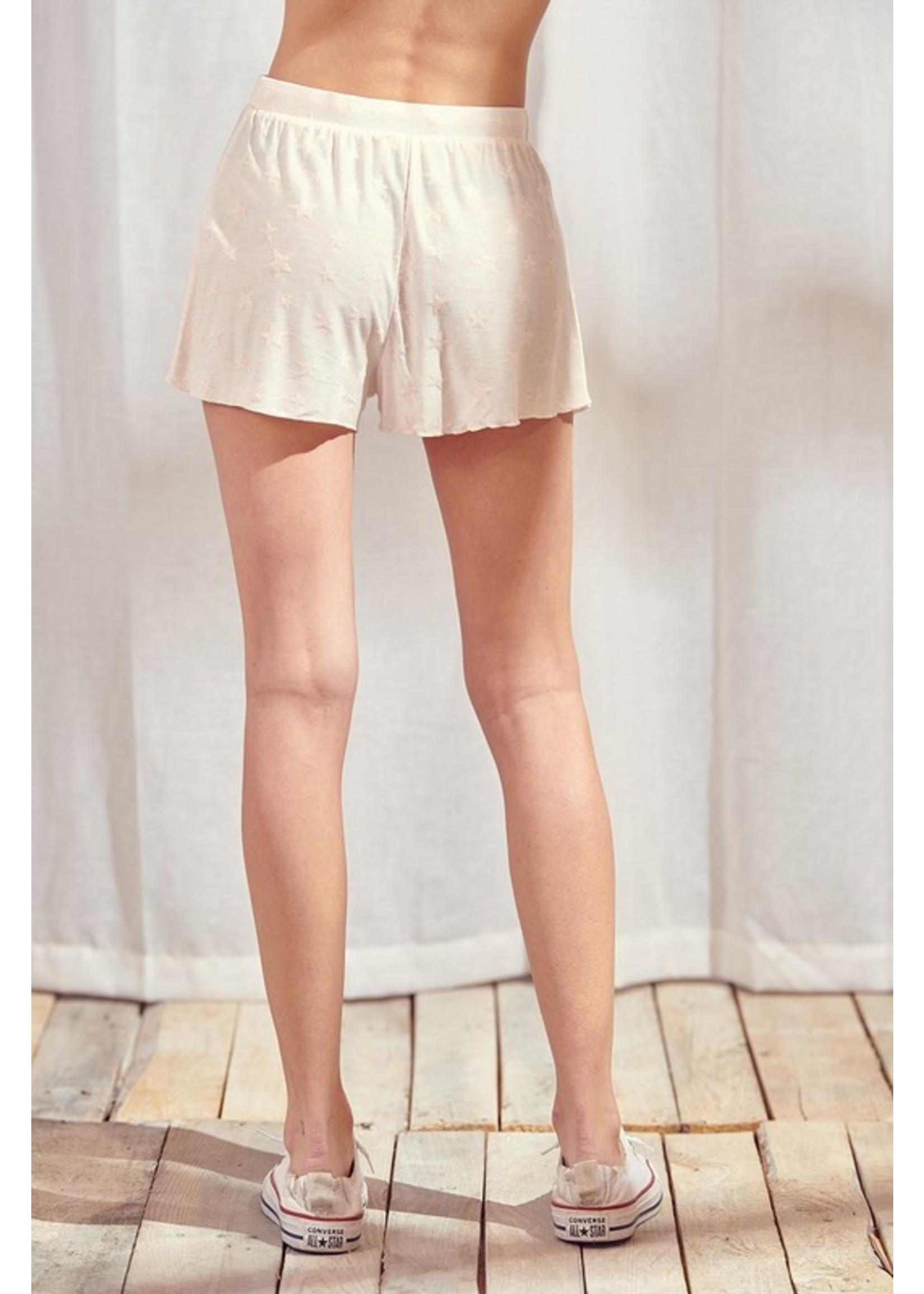 Storia Star Embroidered Shorts - BP1892
