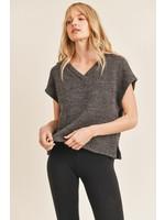 Sadie & Sage Jenni Knitted Sweater Vest - AC323378