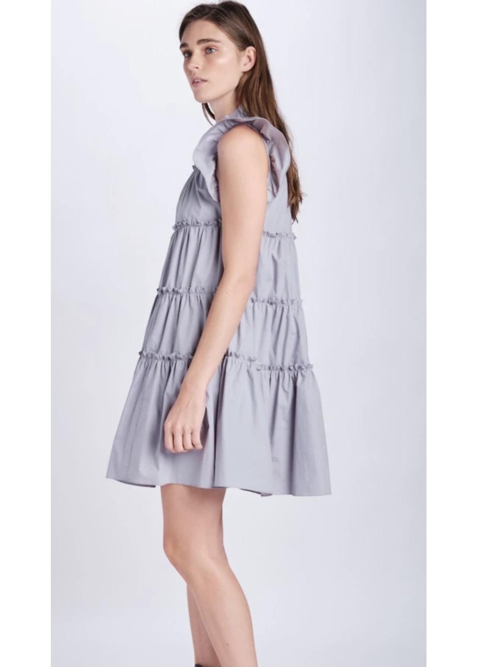 En Saison Esther Poplin Mini Dress - IES2062D