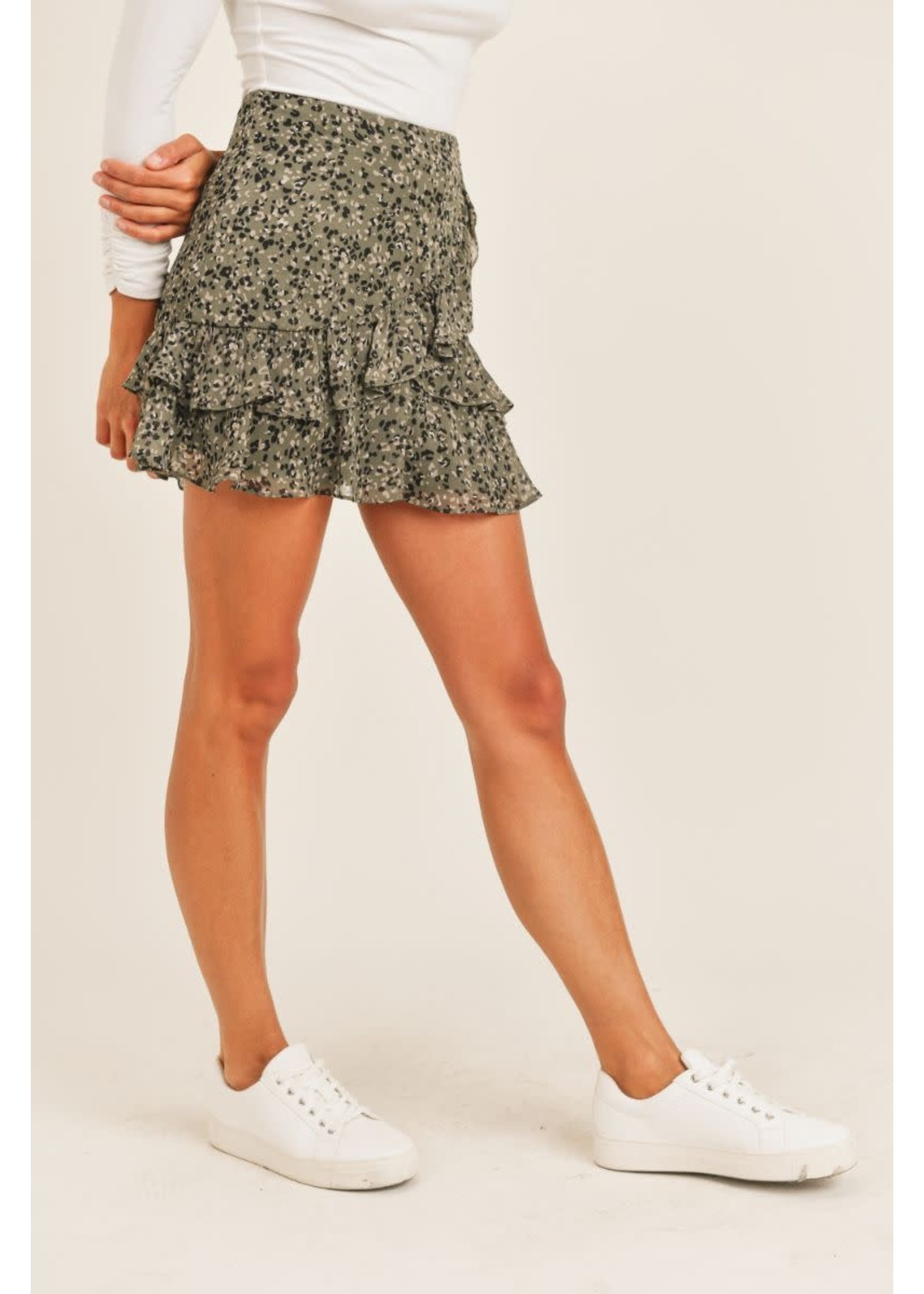 Sadie & Sage Wild Heart Skirt - AC361550