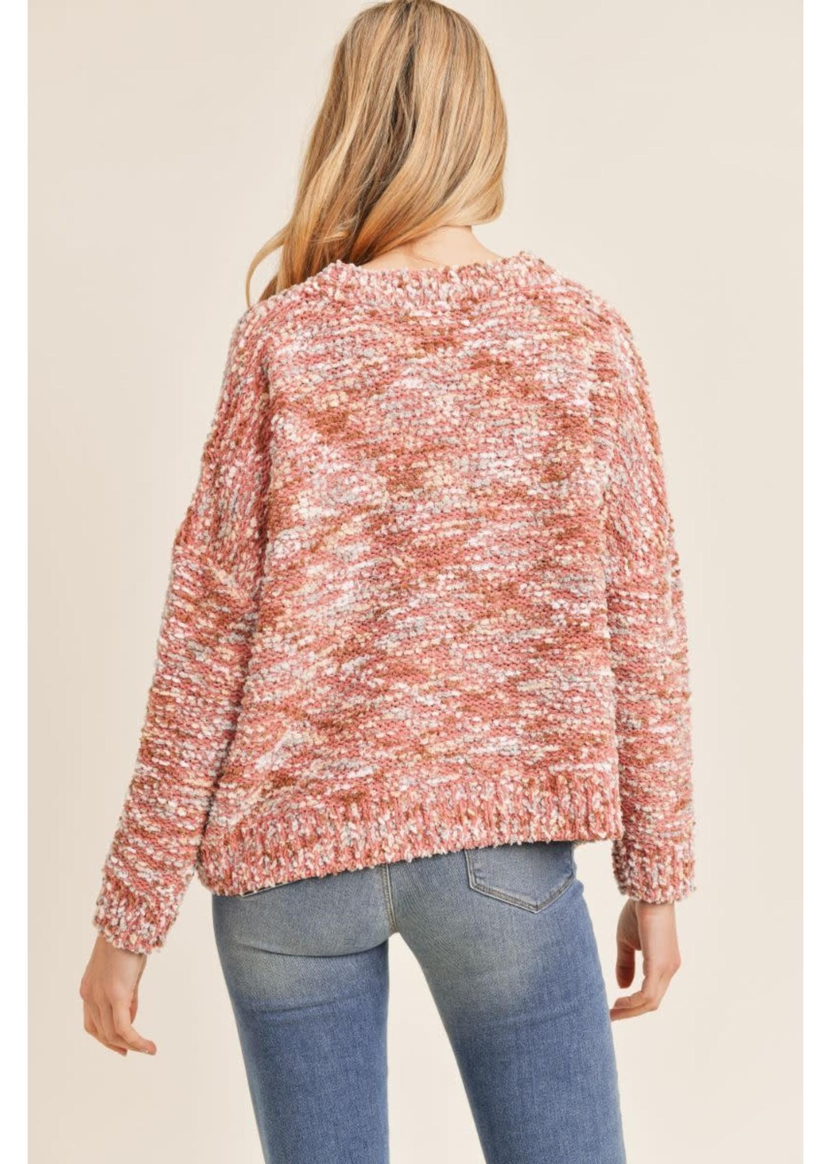 Sadie & Sage Note to Self Sweater - AC342890