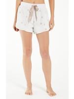 Z Supply Cuddle Up Plush Star Shorts - ZLS214395