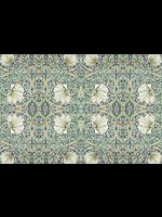 Roycycled Treasures Art Nouveau Floral Decoupage Paper