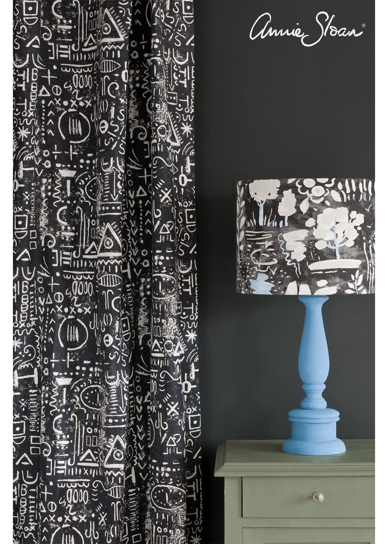 Annie Sloan Chalk Paint® Chateau Grey Annie Sloan Chalk Paint ®