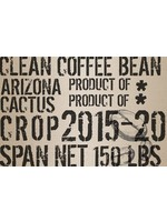 Roycycled Treasures Coffee Sack Decoupage Paper