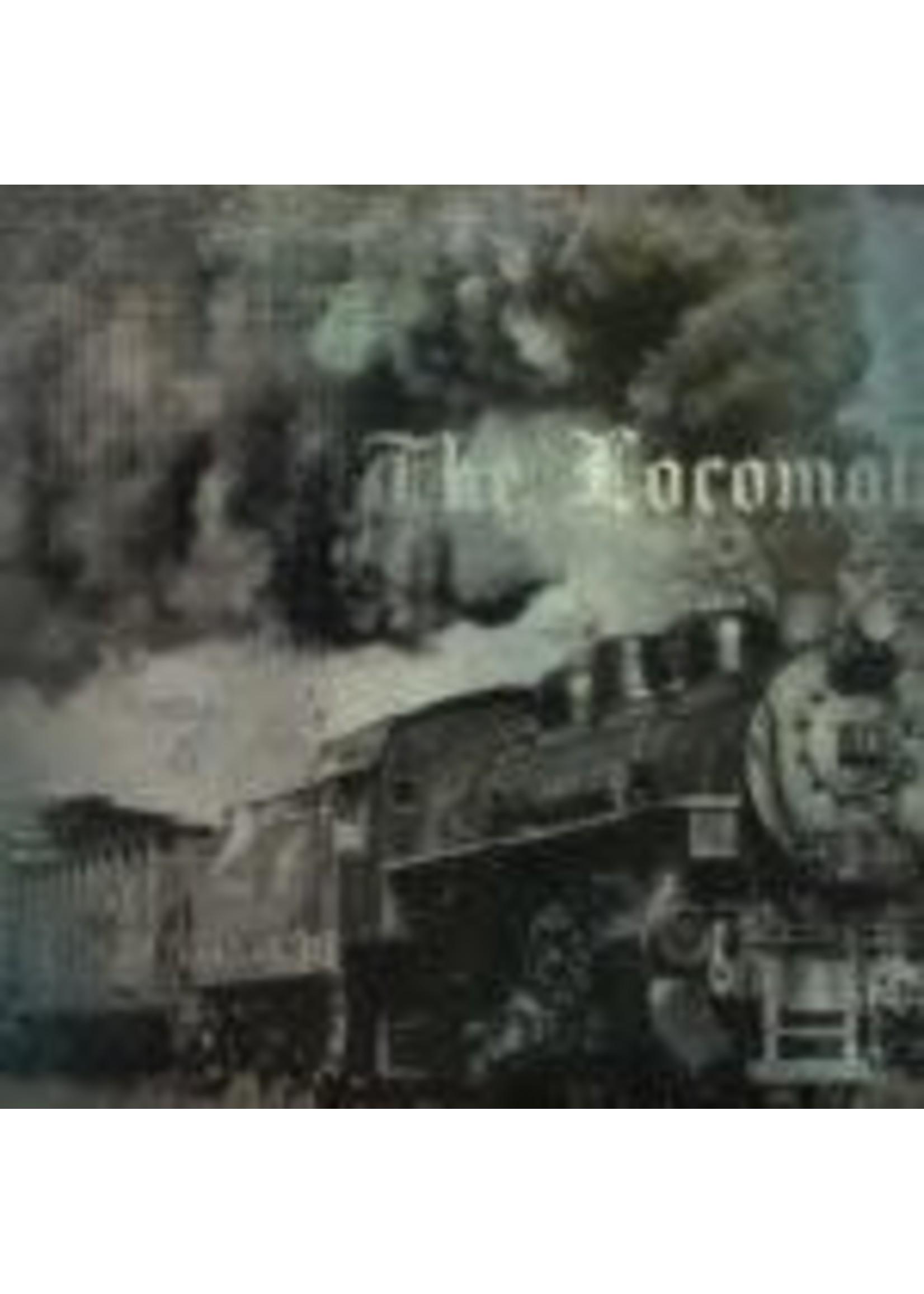 Roycycled Treasures The Locomotive Decoupage Paper