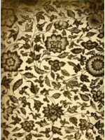 Roycycled Treasures Grungy Floral Decoupage Paper