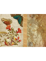 Roycycled Treasures Fall Project Decoupage Paper