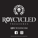 Roycycled Decoupage Tissue