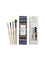 Annie Sloan Chalk Paint® Annie Sloan Detail Brush Set