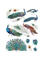 Re-Design with Prima® Peacock Dreams Transfers