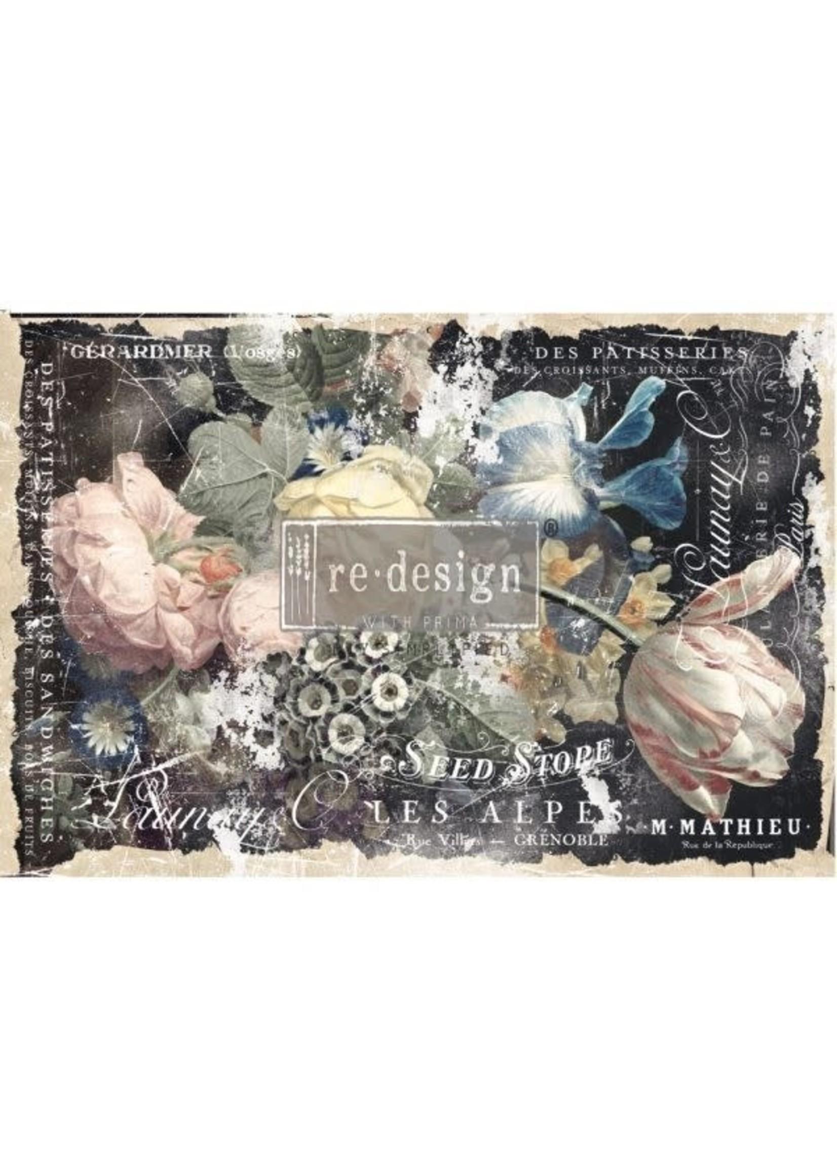 Re-Design with Prima® Bridgette Re·Design with Prima® Decoupage Tissue Paper