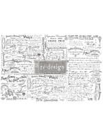 Re-Design with Prima® Zoey Decoupage Tissue Paper