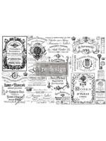 Re-Design with Prima® Chloe Decoupage Tissue Paper
