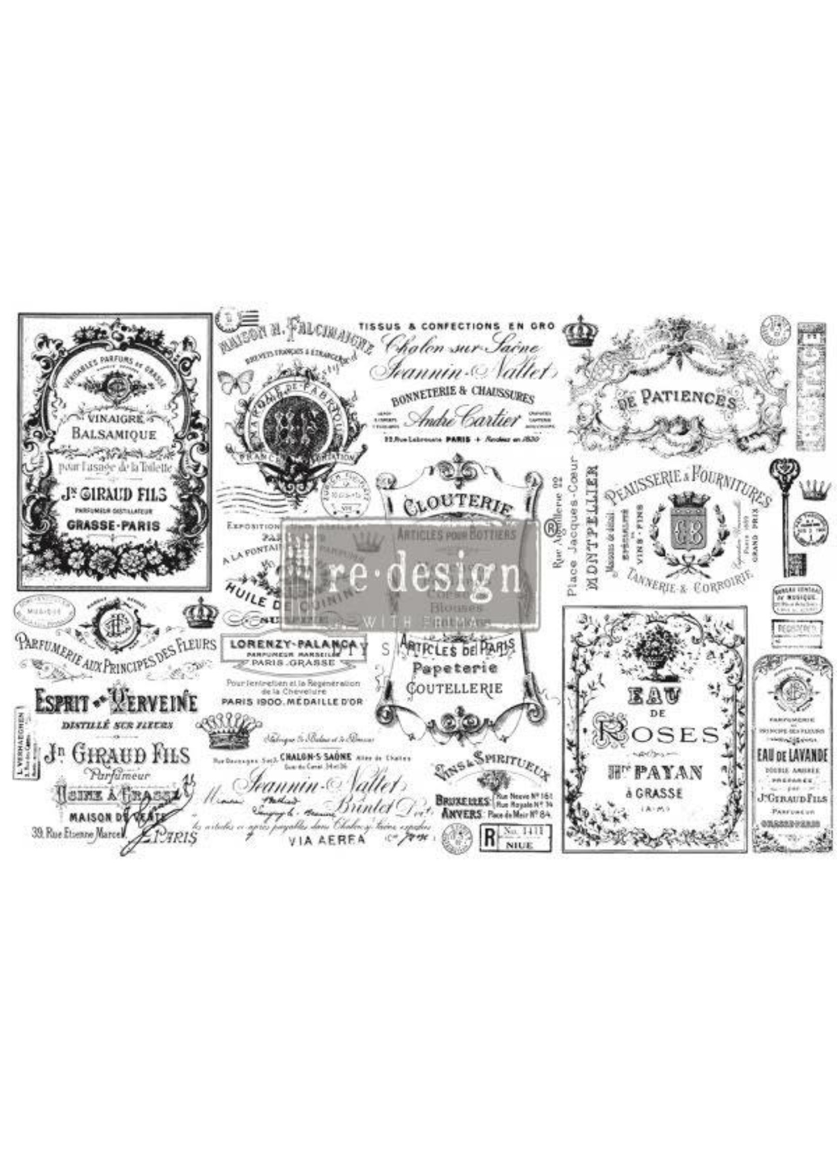 Re-Design with Prima® Chloe Re·Design with Prima® Decoupage Tissue Paper