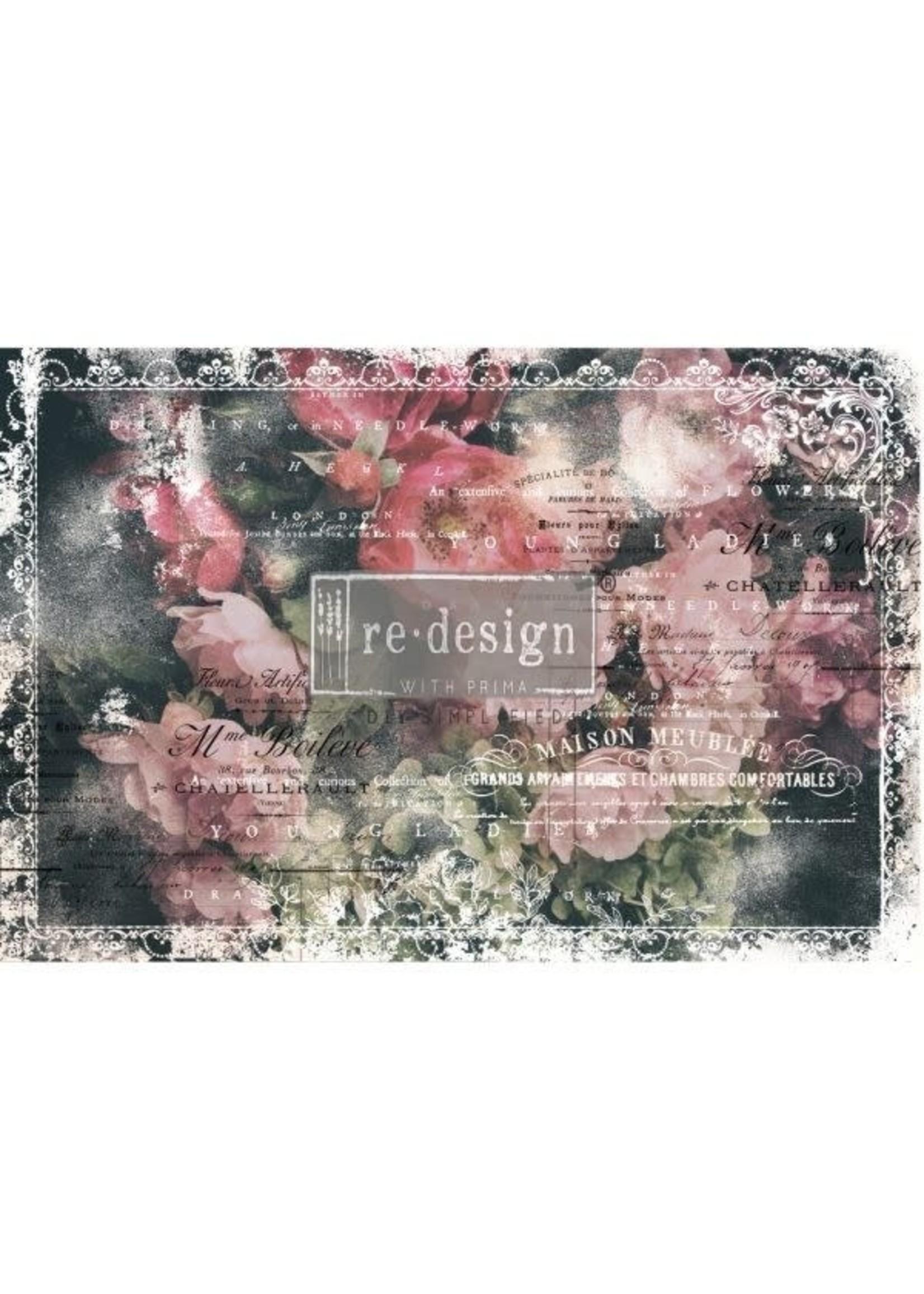 Re-Design with Prima® Celeste Re·Design with Prima® Decoupage Tissue Paper
