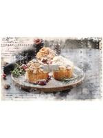 Re-Design with Prima® Warm Desserts Decoupage Tissue Paper