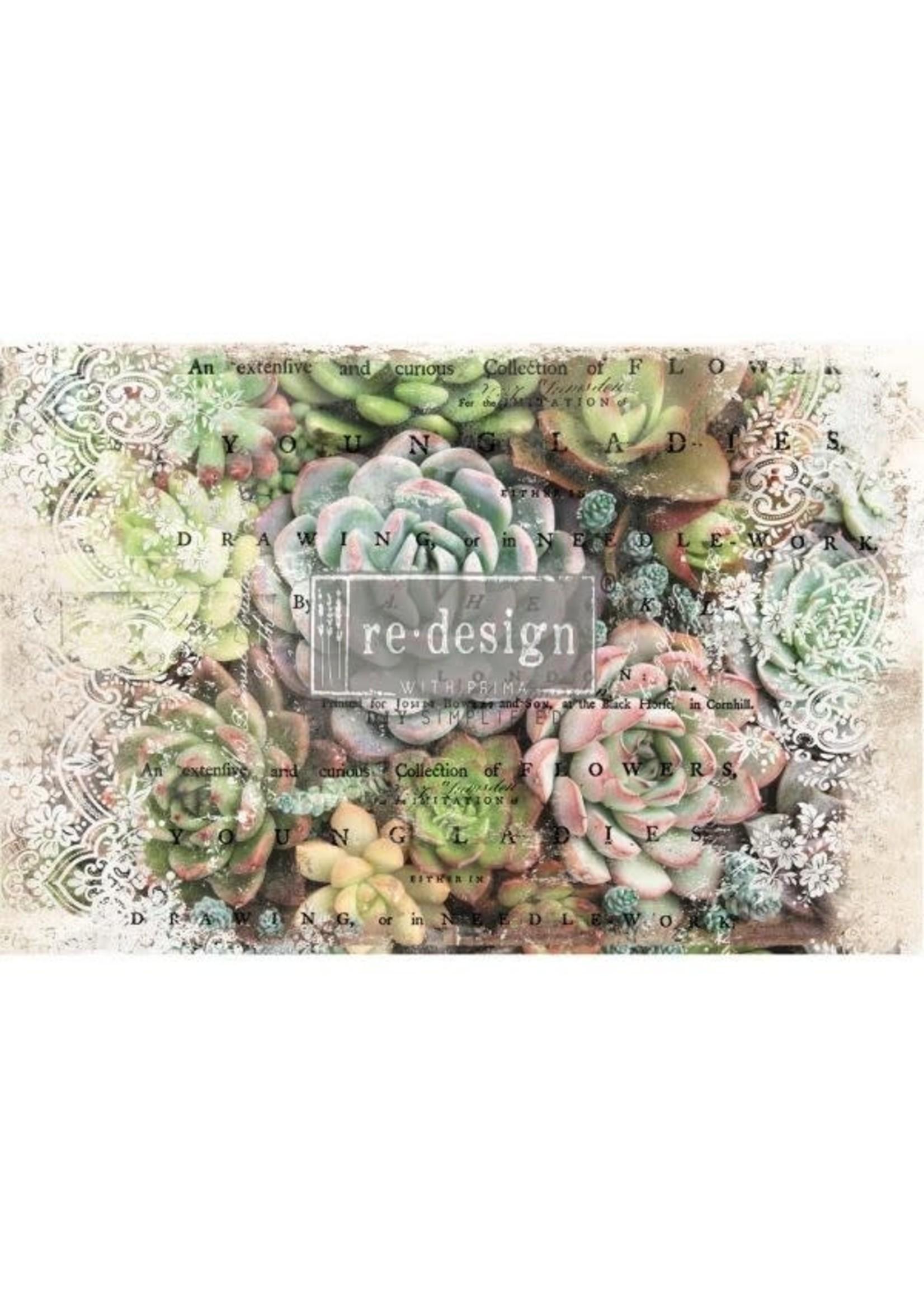 Re-Design with Prima® Zuri Re·Design with Prima® Decoupage Tissue Paper