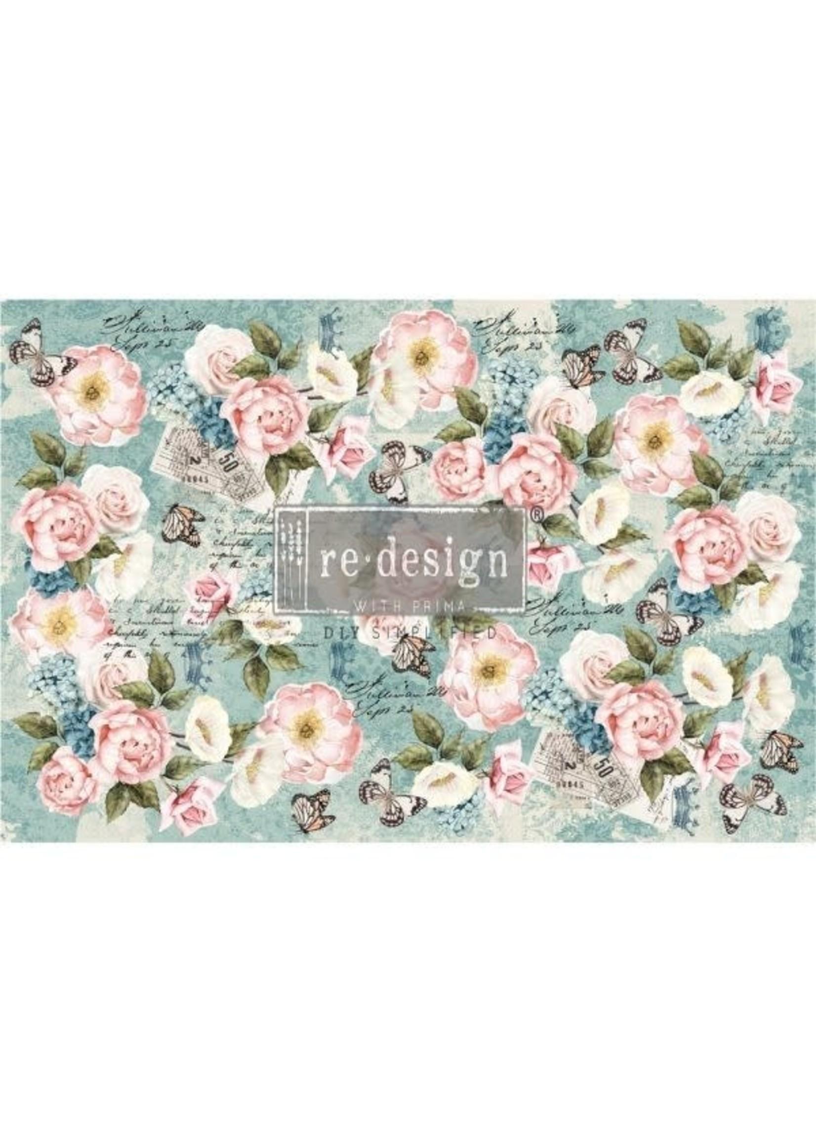 Re-Design with Prima® Zola Re·Design with Prima®  Decoupage Tissue Paper