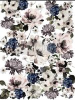 Re-Design with Prima® Dark Floral Decoupage Tissue Paper