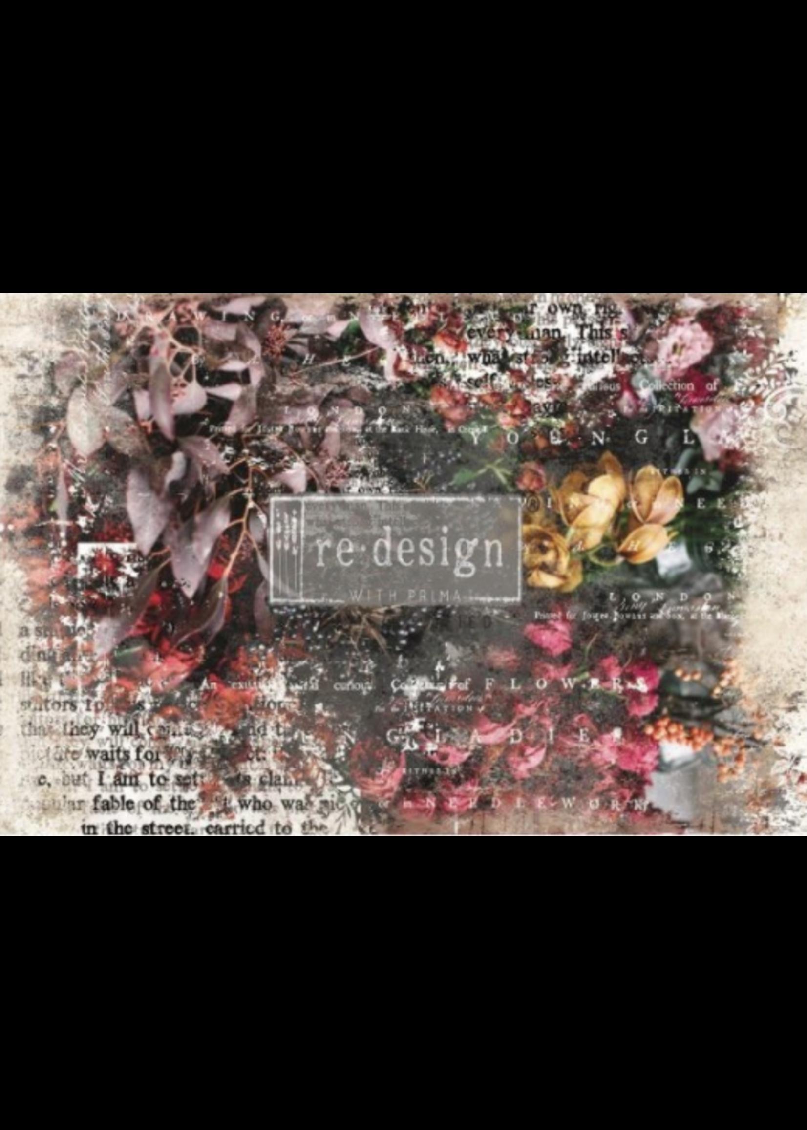Re-Design with Prima® Iva Re·Design with Prima® Decoupage Tissue Paper
