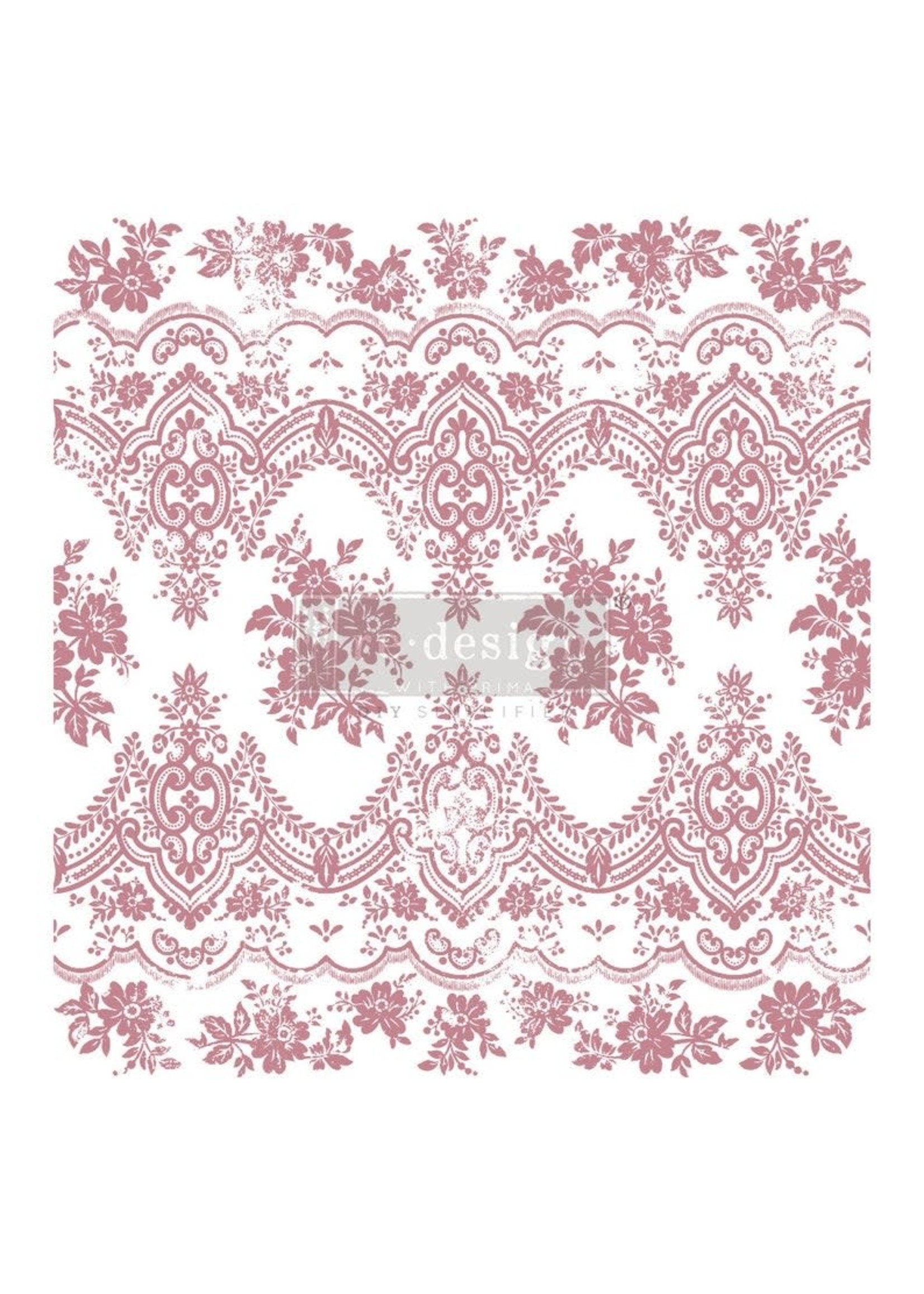 Re-Design with Prima® Vintage Wallpaper Re·Design with Prima® Clear Cling Stamps