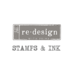Re-Design with Prima® Stamps & Ink