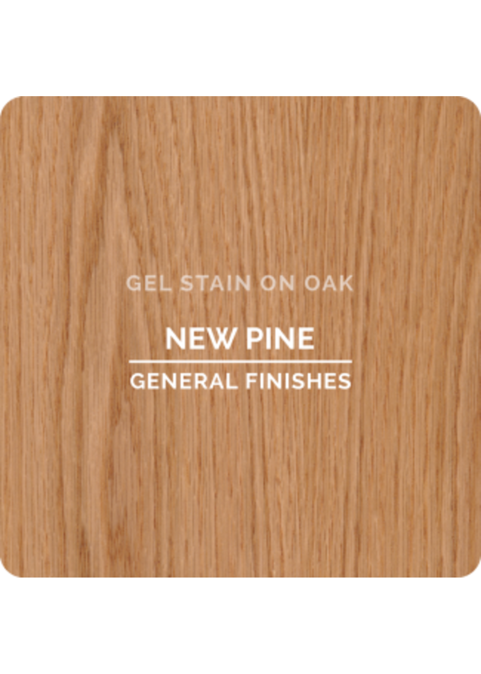 General Finishes New Pine General Finishes Gel Stain