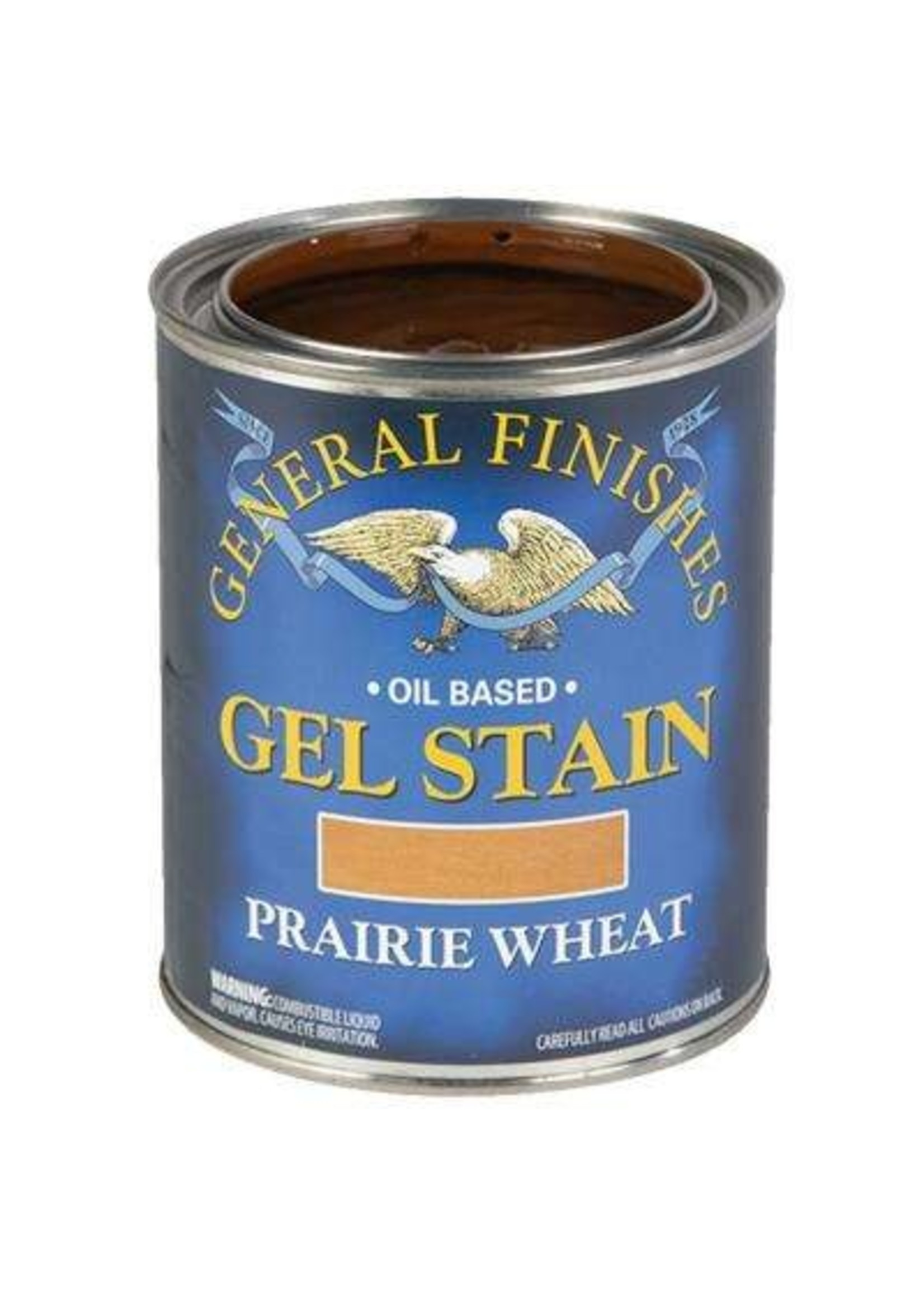 General Finishes Prairie Wheat General Finishes Gel Stain
